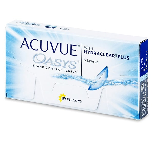 Acuvue Oasys 6L