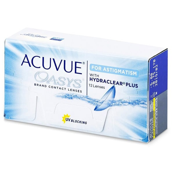 Acuvue Oasys for Astigmatism 12L
