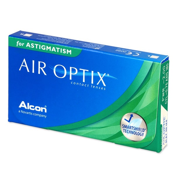 Air Optix for Astigmatism 3L