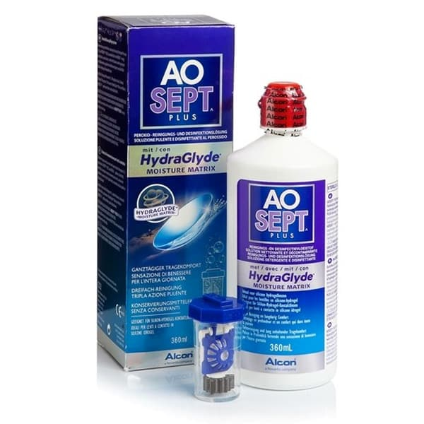 Aosept Plus Hydraglyde 360 ml