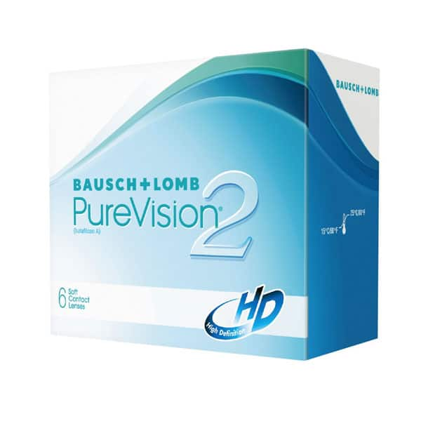 Bausch+lomb PureVision 2 HD 6L