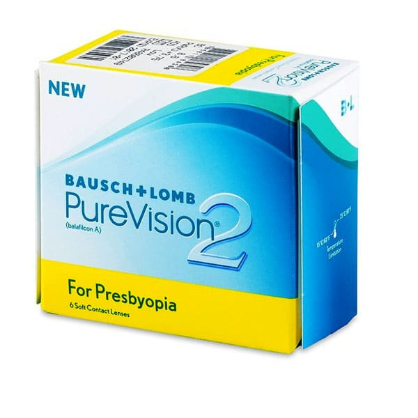 Bausch+lomb PureVision 2 for Presbyopia 6L
