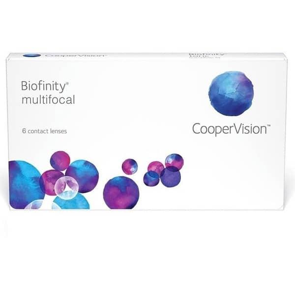 Biofinity Multifocal 6L