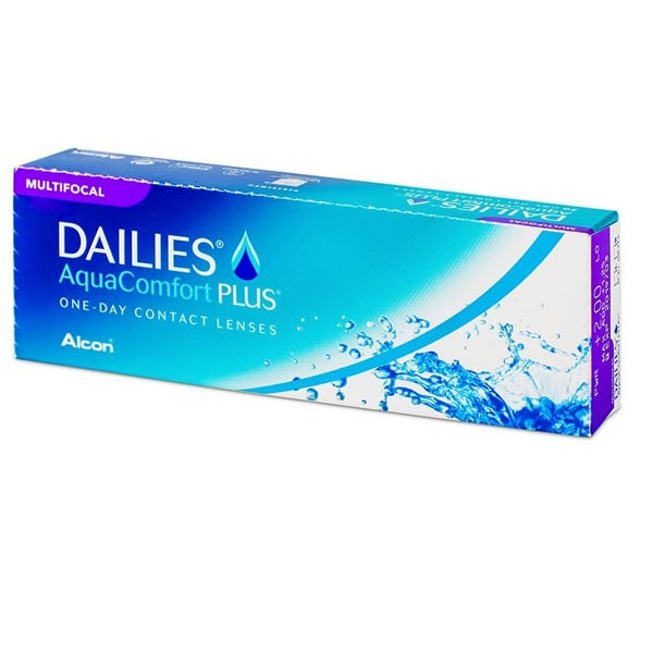 Dailies Aqua Comfort Plus Multifocal 30L
