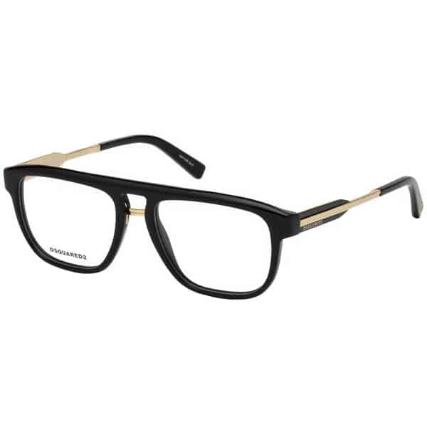 Dsquared2 DQ5257 001 shiny black