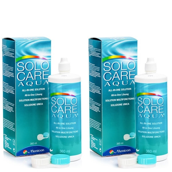 Solo Care Aqua 2x360ml