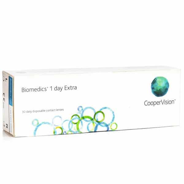 Biomedics 1 day Extra 30L