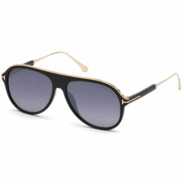 Tom Ford FT0624 01C-SHINY