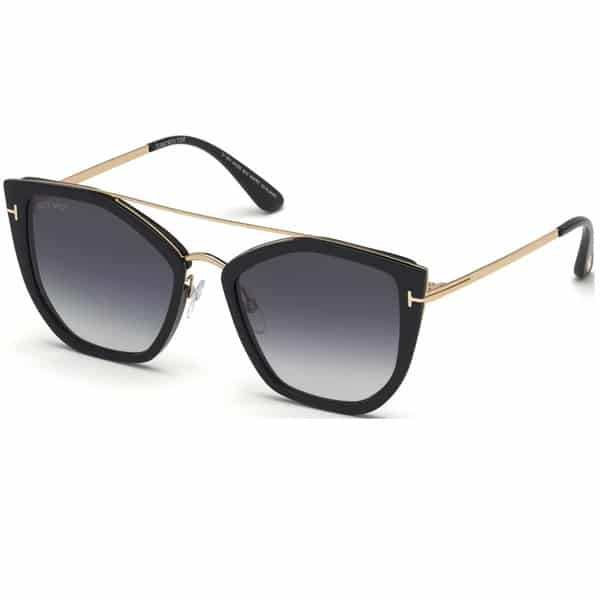 Tom Ford FT0648 01B SHINY BLACK