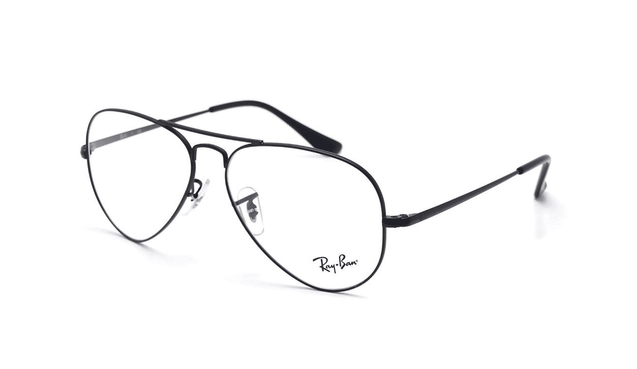 lunette de vue ray ban pilote