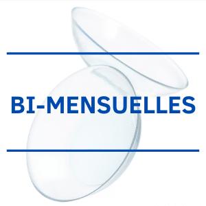 Lentilles bi-mensuelles